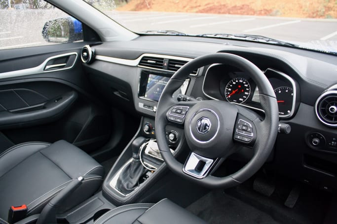 MG ZS 2019 review (update)   CarsGuide