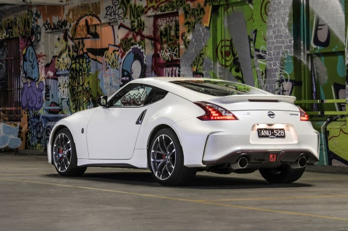 nissan 370z nismo 2017 review carsguide. Black Bedroom Furniture Sets. Home Design Ideas
