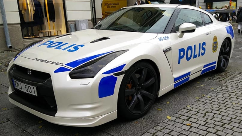 World\'s craziest police cars - Car Advice | CarsGuide