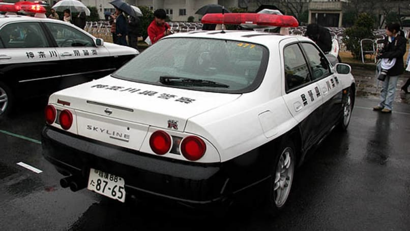 Five Japanese Police Cars That Ll Make You Want To Be A