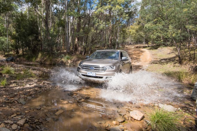 Brindabella NP is a very appealing destination for 4WDers.