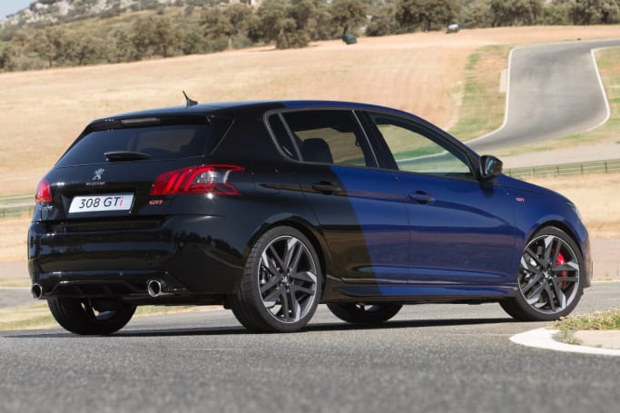 Peugeot 308 Gti 2017 Review Carsguide