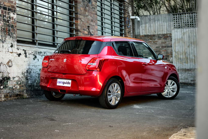 Suzuki Swift 2019 review | CarsGuide