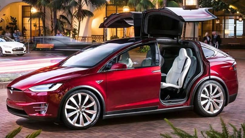 Tesla announces Model X starting price for Australia - Car ...