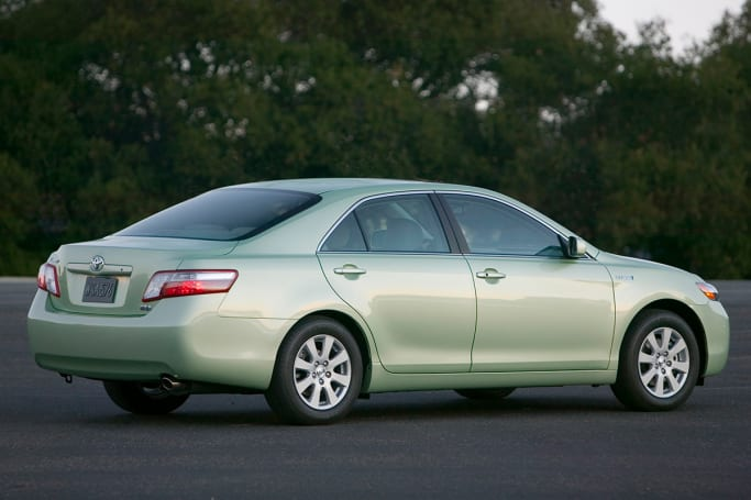 2006 Toyota Camry (overseas Model Shown)