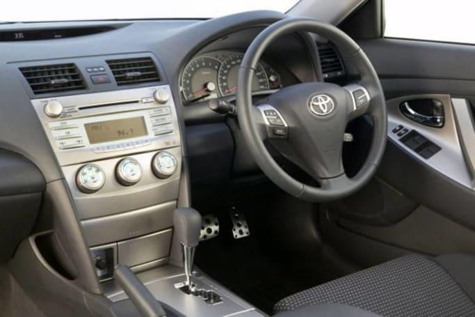 Toyota Aurion Boot Space 2015 Toyota Aurion Presara Review Video Performancedrive 2007 Toyota