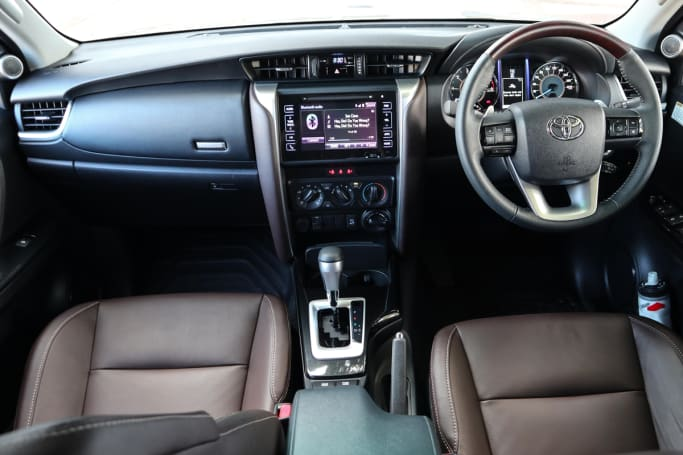 Toyota Fortuner Gxl 2018 Review Carsguide