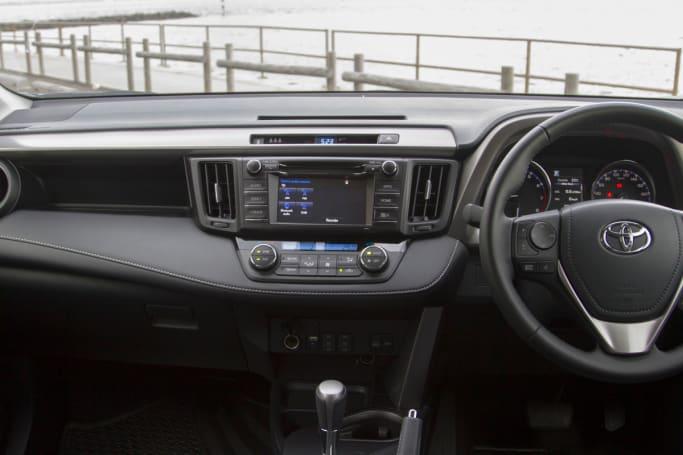 Honda Springfield Pa >> Toyota Rav4 Interior Dimensions. 2017 toyota rav4 cargo ...