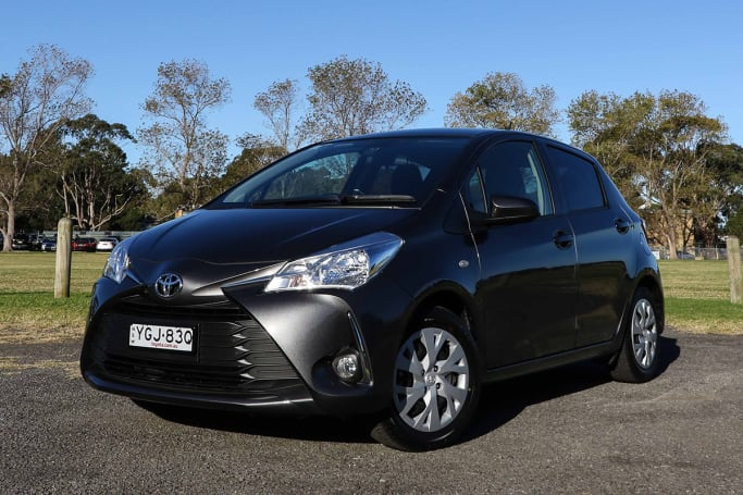 Toyota Yaris 2017 review | CarsGuide