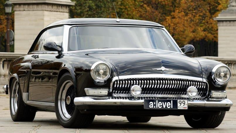 ГАЗ 21 купе | DRIVE2