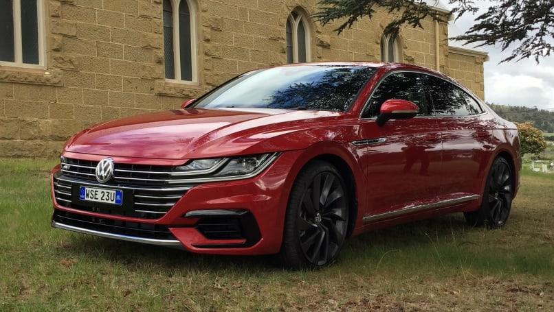 Volkswagen Arteon 2018 Review Carsguide
