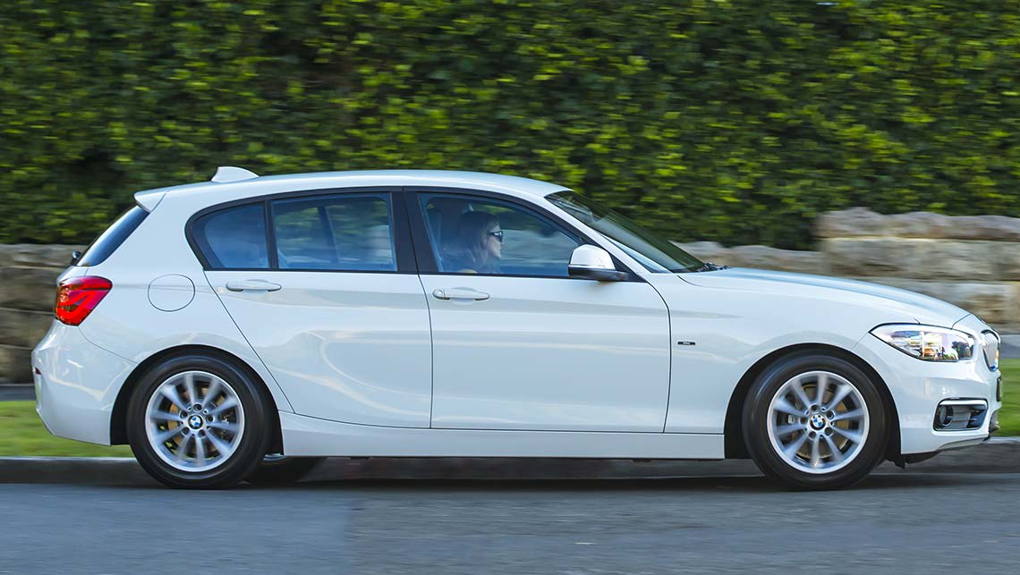 Bmw Model Range >> BMW 118i Urban Line 2015 review | CarsGuide
