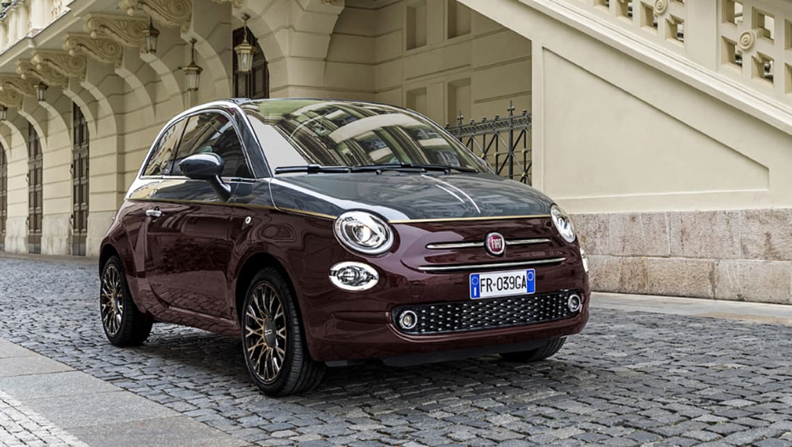 fiat 500 collezione edition 2018 revealed car news. Black Bedroom Furniture Sets. Home Design Ideas
