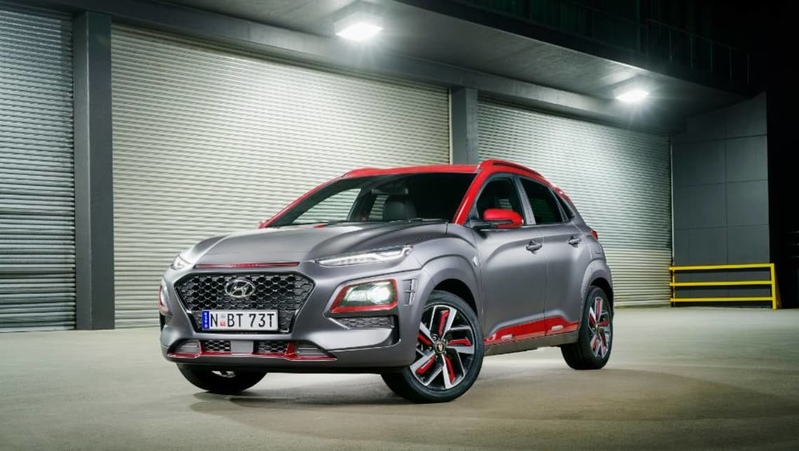 Hyundai Kona Iron Man Edition 2019 Suits Up Here In March