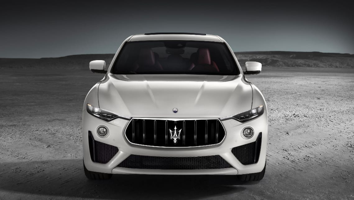 Maserati Levante Gts 2019 Ferrari Powered Super Suv Unveiled At Goodwood Car News Carsguide