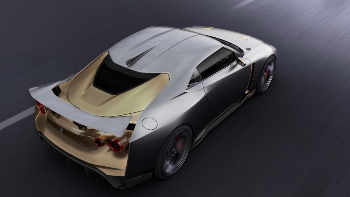 "The GT-R50 began life as a prototype, but now Nissan is inviting ""serious interest"" for a potential run of 50 examples."