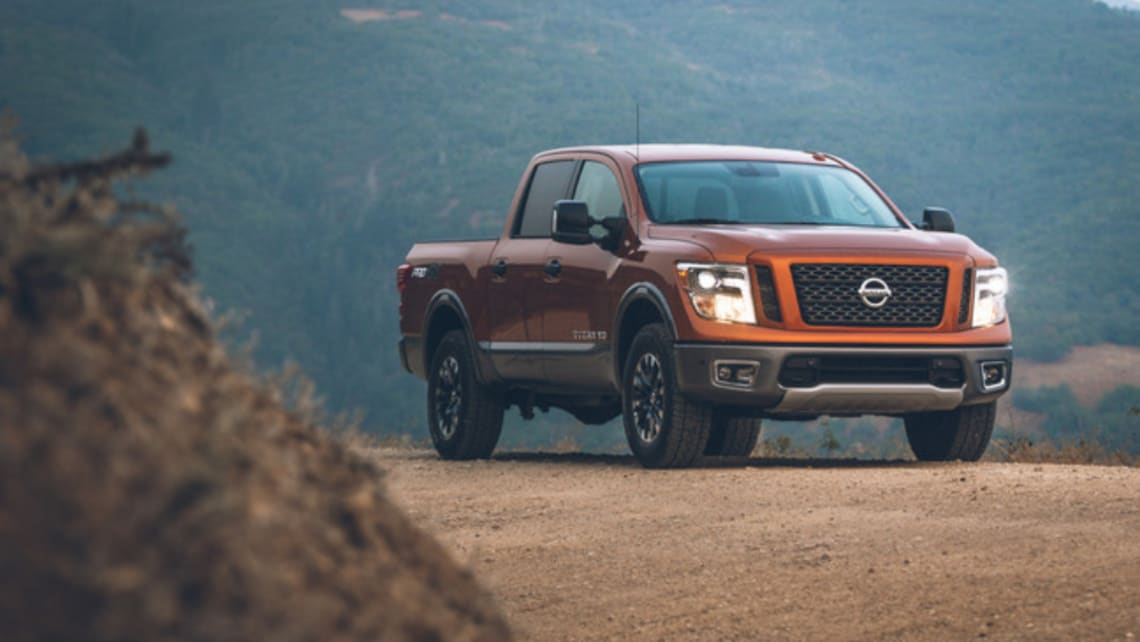 Nissan Titan 2020 Australian Launch What We Know So Far Car News
