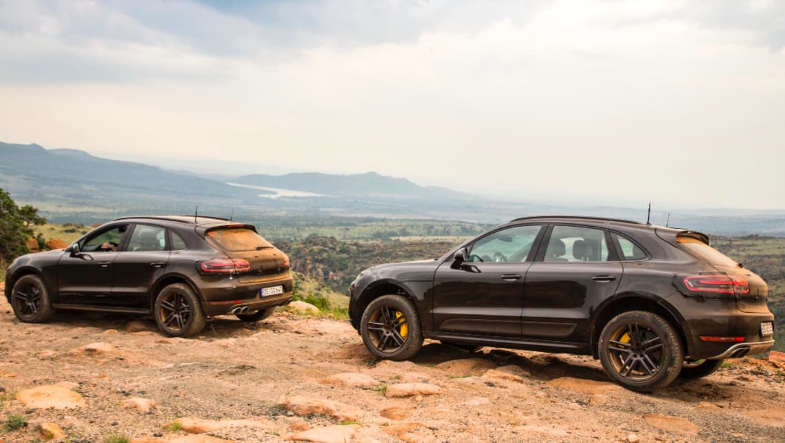Porsche Macan 2019 Teased Car News Carsguide