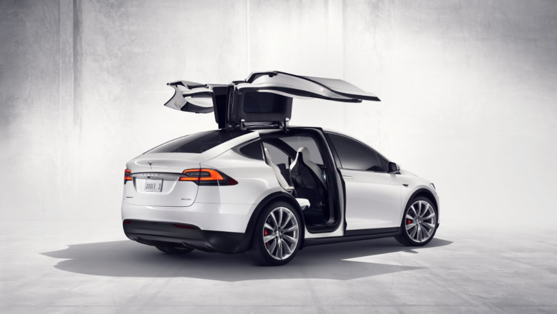 The Model X fitted with a 100kWh battery pack now has a range of 660kms.