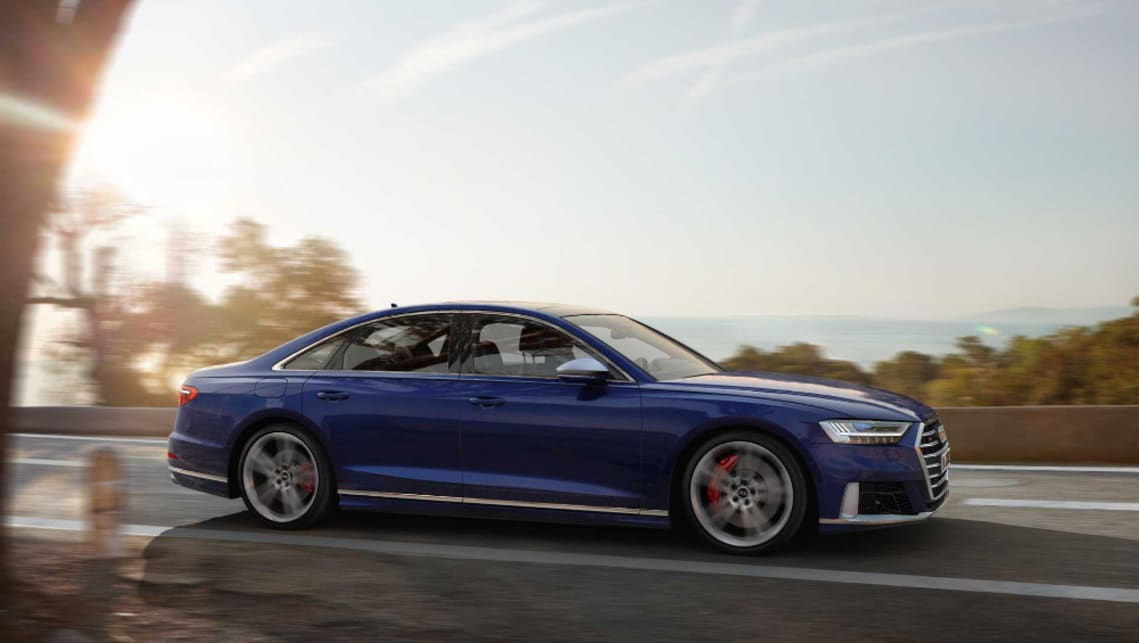 Ludicrous Luxe Limo Revealed Audi S8 2020 Scores