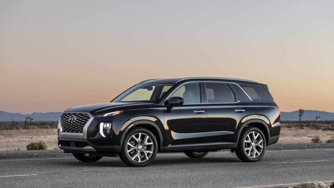 Hyundai Palisade 2020 Giant Toyota Kluger Rival Could Get
