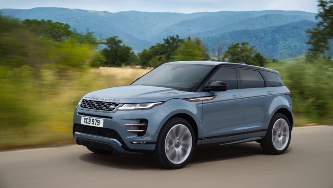 Range Rover Evoque >> Range Rover Evoque 2019 Pricing And Specs Details Confirmed Car