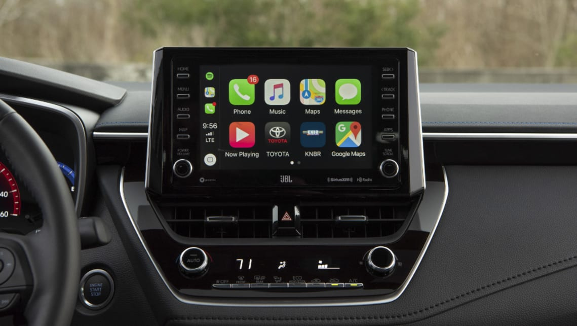 Toyota Australia To Launch Apple Carplay In 2019 Car News Carsguide