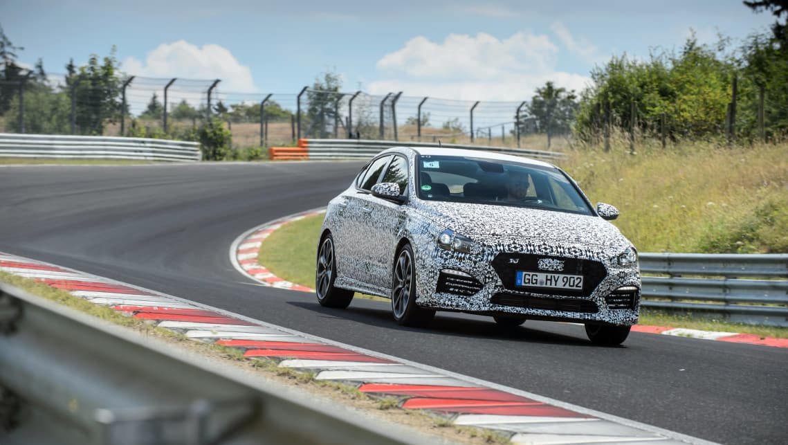 Hyundai i30 Fastback N 2019 confirmed for Australia