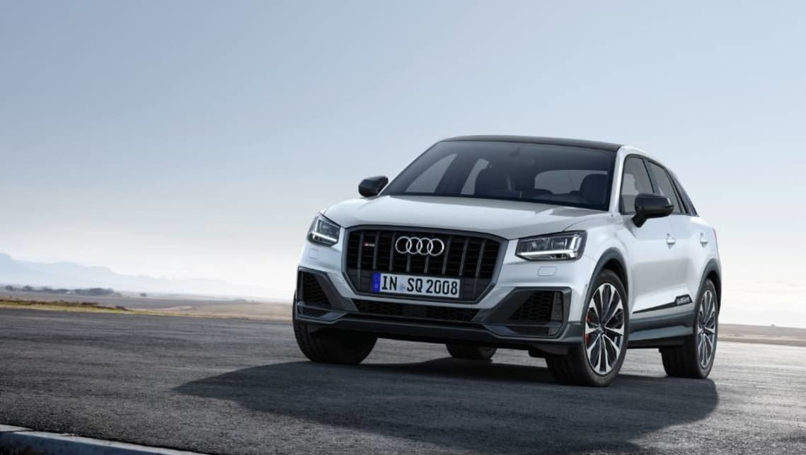 Audi Sq2 2019 220kw Suv Revealed Car News Carsguide