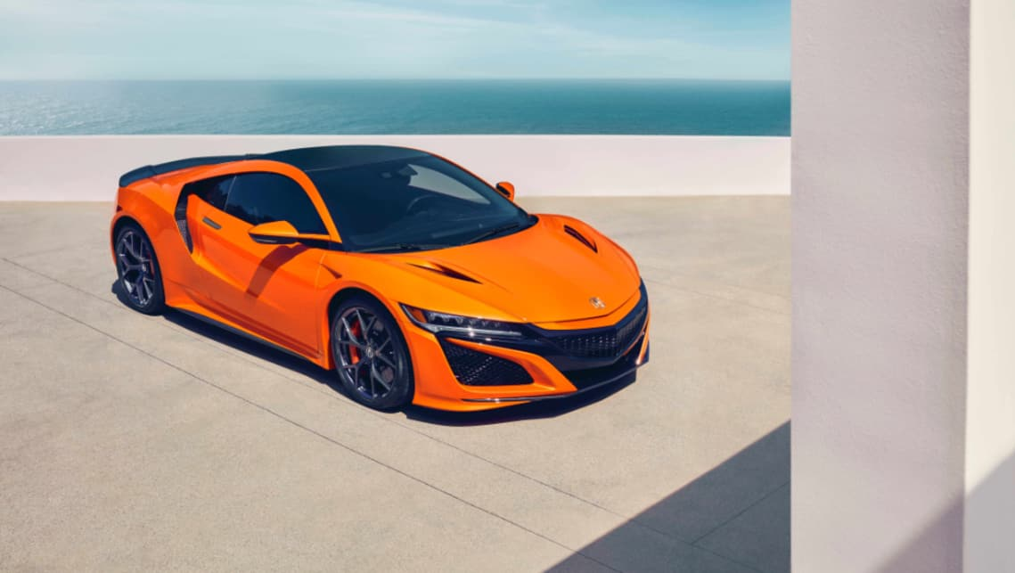 Honda Nsx 2019 Now Even Faster Car News Carsguide