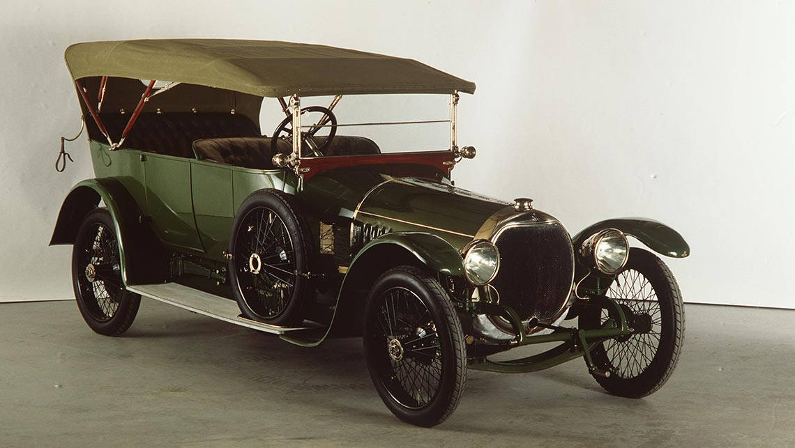 1913 Sheffield Simplex luxury tourer