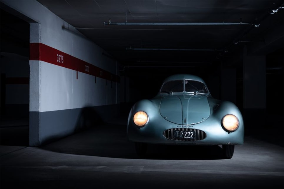 1940 Type 64 (image: Staud Studios courtesy of RM Sotheby's - Roadandtrack.com)