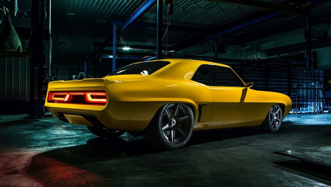 "The ""Inferno"" '69 Camaro is America's best street machine | CarsGuide - OverSteer"
