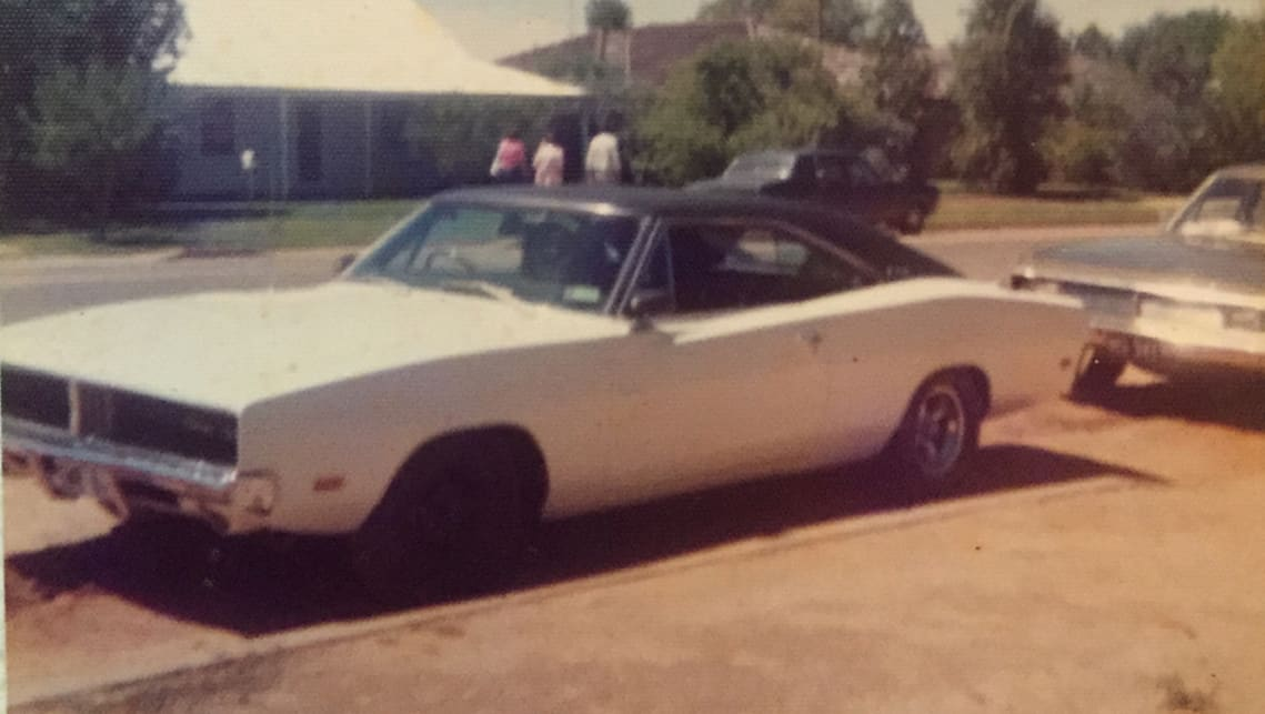 Jim's R/T Charger back in its heyday: shiny and tidy. (image credit: Survivor Car Australia)