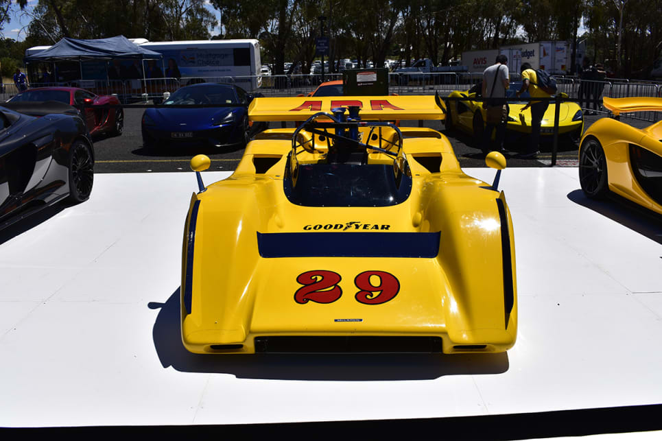 Can-Am, for those who found F1 boring. (image credit: Mitchell Tulk)
