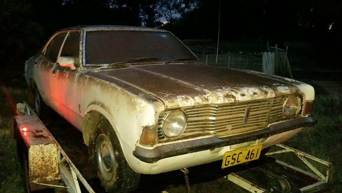 Image Credit Survivor Car Australia It039s Seen Better Days But Nothing