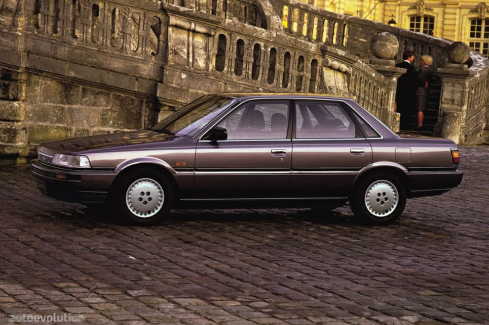 An Executive model was added to the range in 1988 to appeal to fleet buyers.