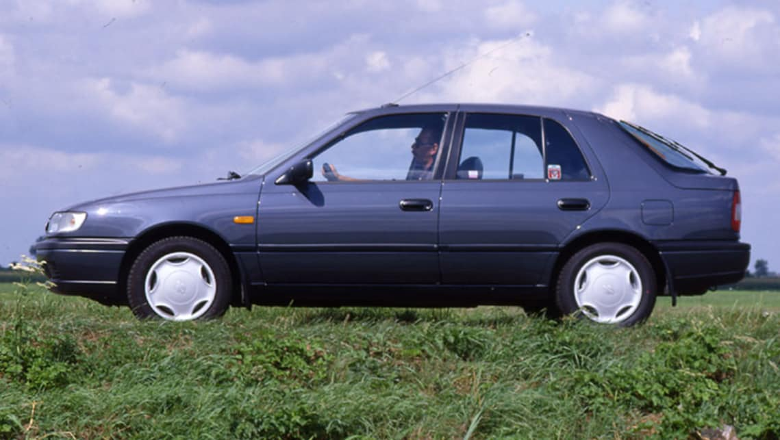 Used Nissan Pulsar review: 1991-1995