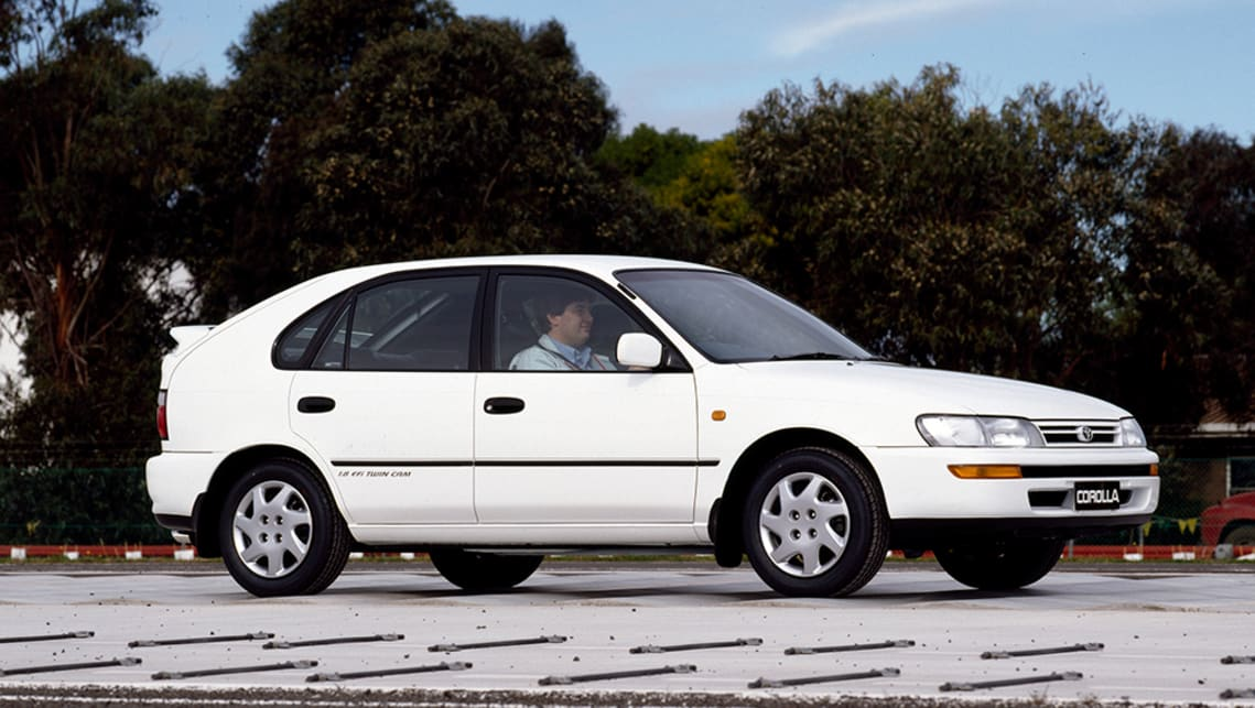 used toyota corolla review 1994 1999 carsguide. Black Bedroom Furniture Sets. Home Design Ideas