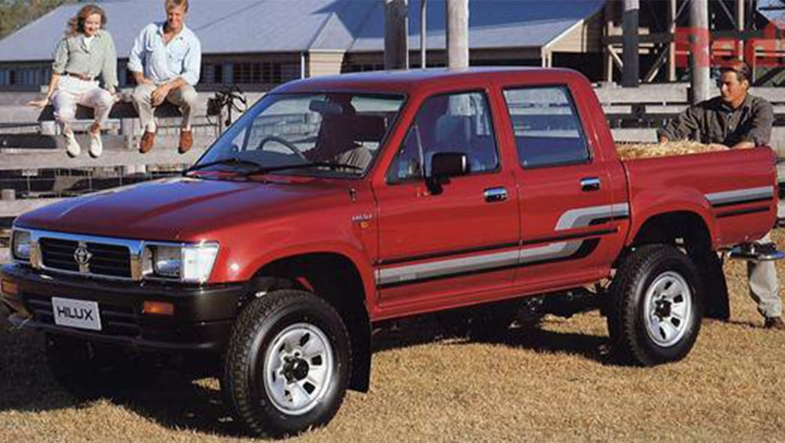 Used Toyota Hilux Review 1988 1997 Carsguide