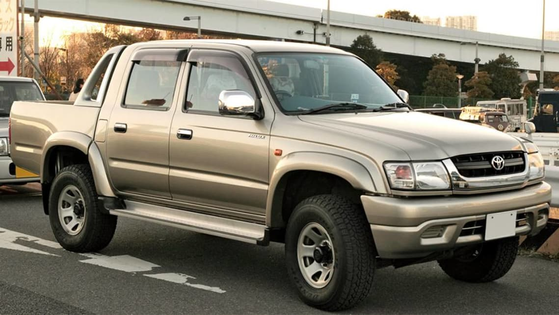 Used Toyota HiLux review: 1997-2005