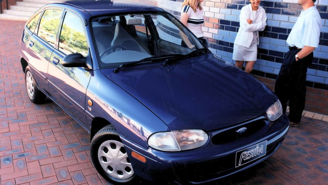 Used Ford Festiva Review 1991 2000