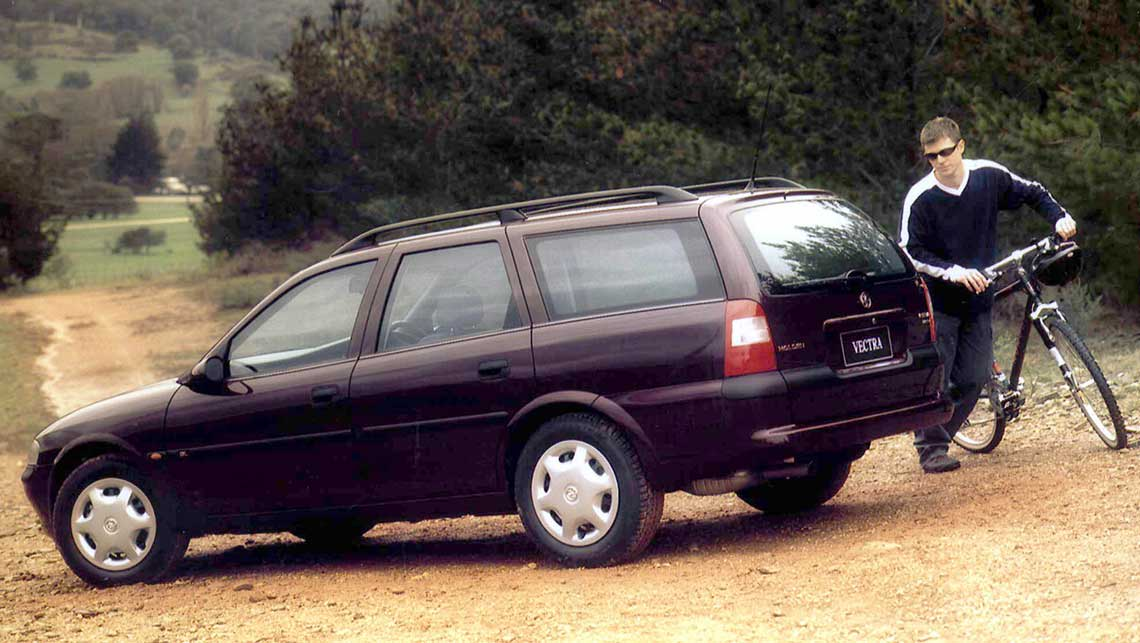 Holden Vectra wagon 1997
