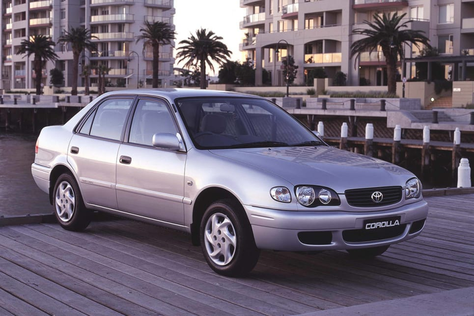 Used Toyota Corolla Review 1999 2001 Carsguide