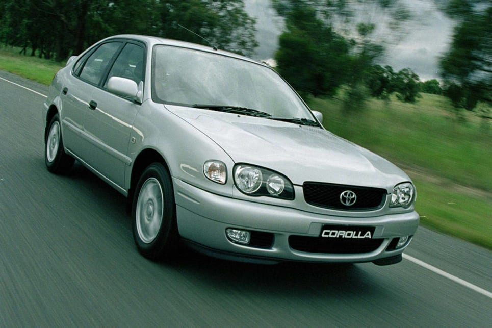 used toyota corolla review 1999 2001 carsguide. Black Bedroom Furniture Sets. Home Design Ideas