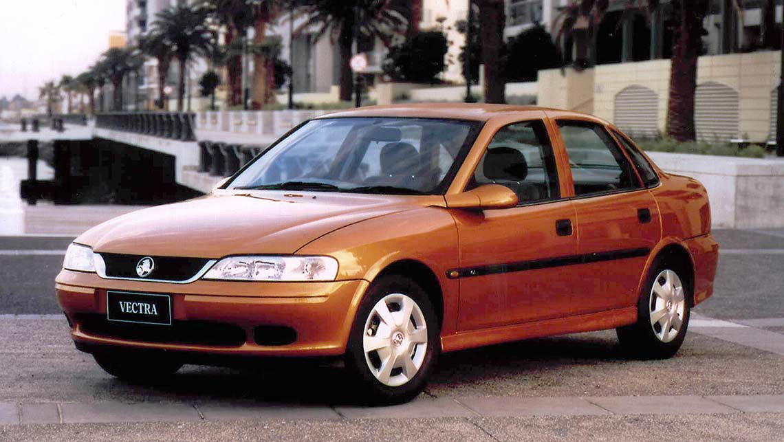 Holden Vectra 1999