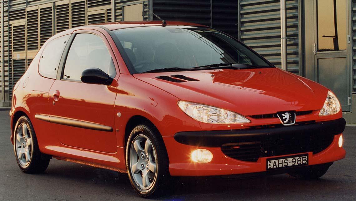 Peugeot 206 - Wikiwand