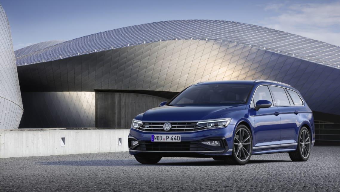 Volkswagen Passat 2020 Revealed Set For November Australian Debut