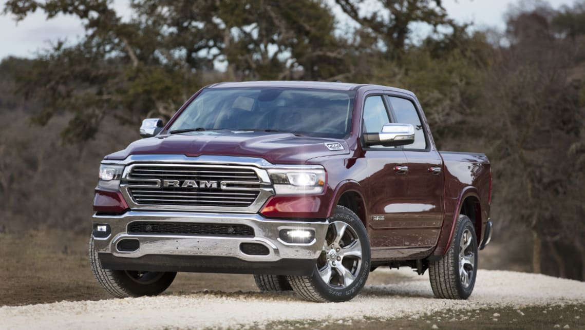 All-new RAM 1500 confirmed for Oz: new tough truck arriving in 2020