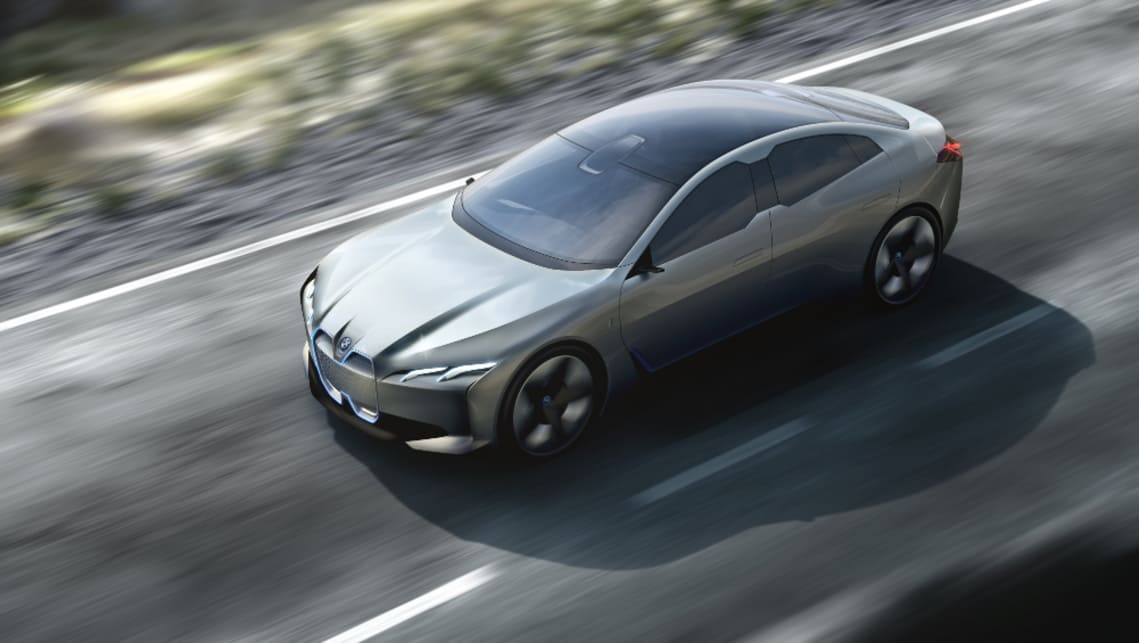 BMW's i range of electric cars will soon welcome another member.